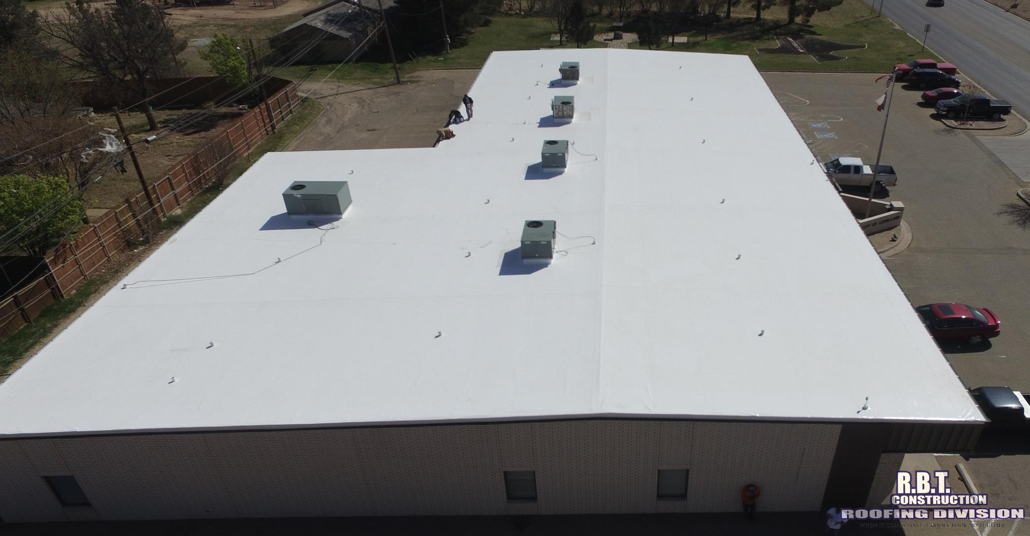 Storm Damage Roof Repair For Your Texarkana Tx Commercial