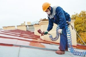 Commercial Roof Coating