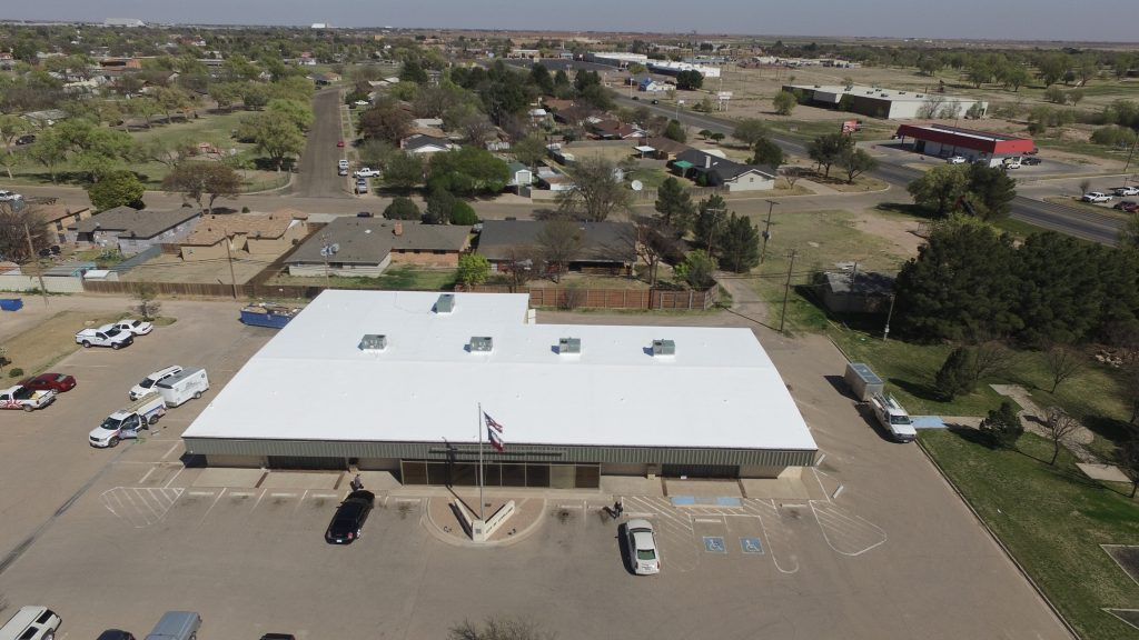 Commercial Roofing Services Offered