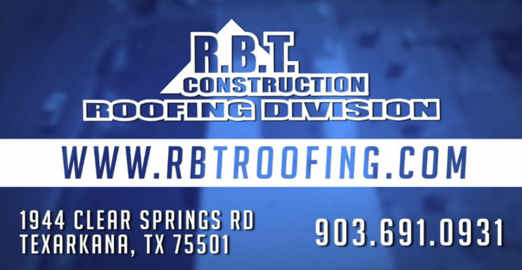 Contact R.B.T. Construction Roofing Division