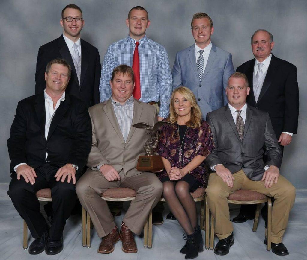 Elite Contractor Award